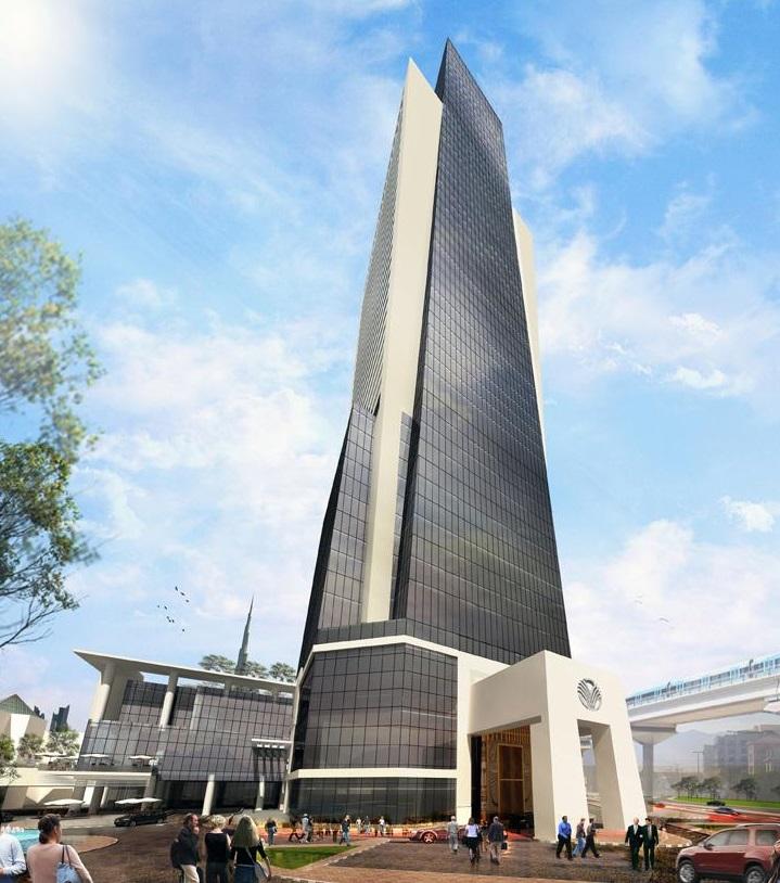 Wafi Hotel & Mall Access Bridge Project - Umm Hurair 2