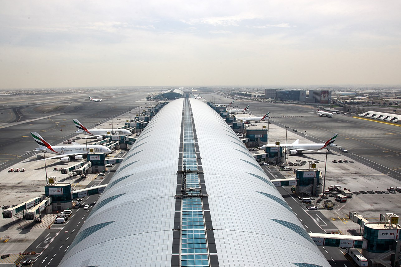 Concourse C Systems Upgrade Project - Dubai International Airport