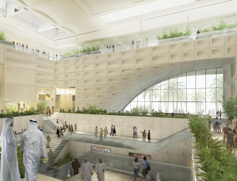 Al Ahmadi Cultural Center Project2