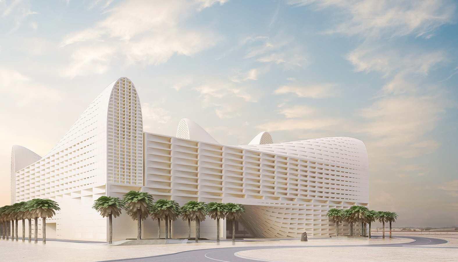 Al Ahmadi Cultural Center Project
