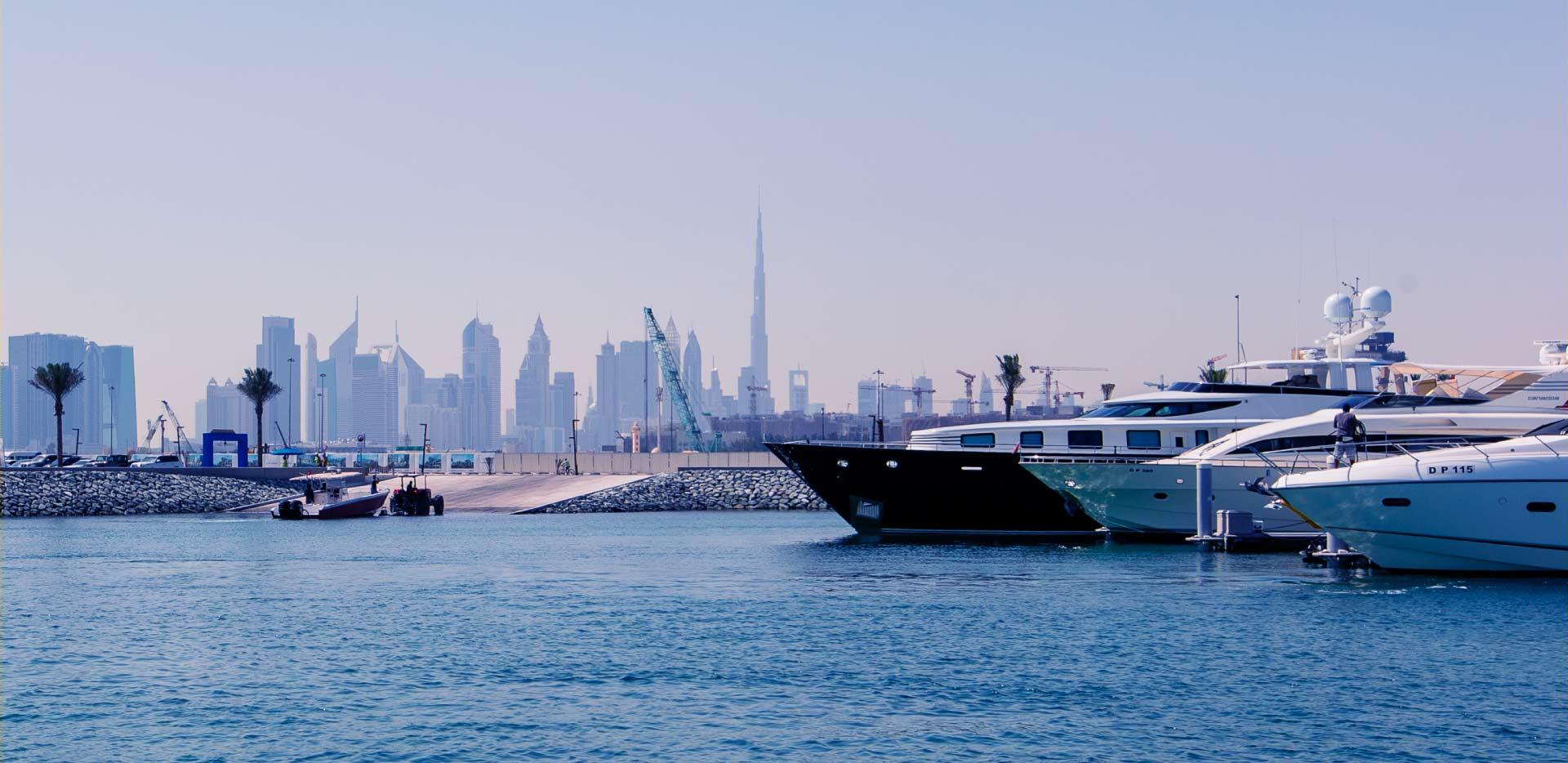Port Rashid Marina Project1
