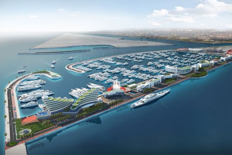 Port Rashid Marina Project