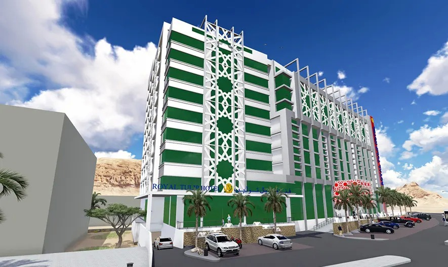 Royal Tulip Hotel Project