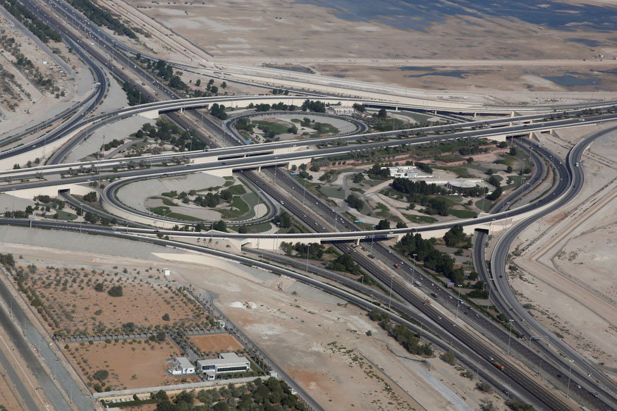 Emirates Road Extension Project - Phase 3