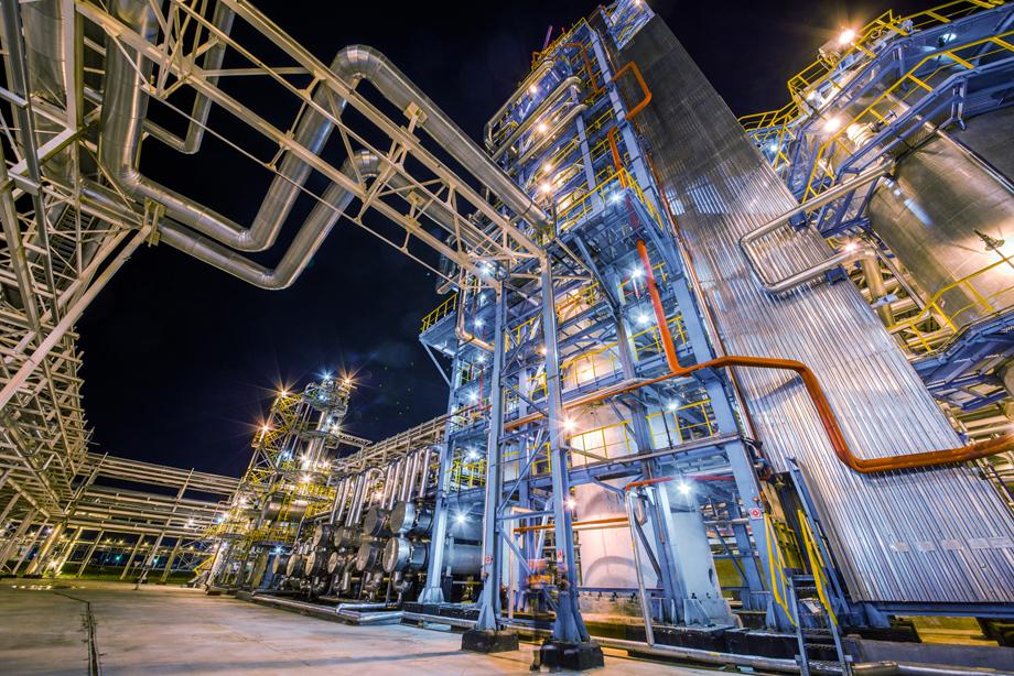 Nitrogen Gas Plant Project