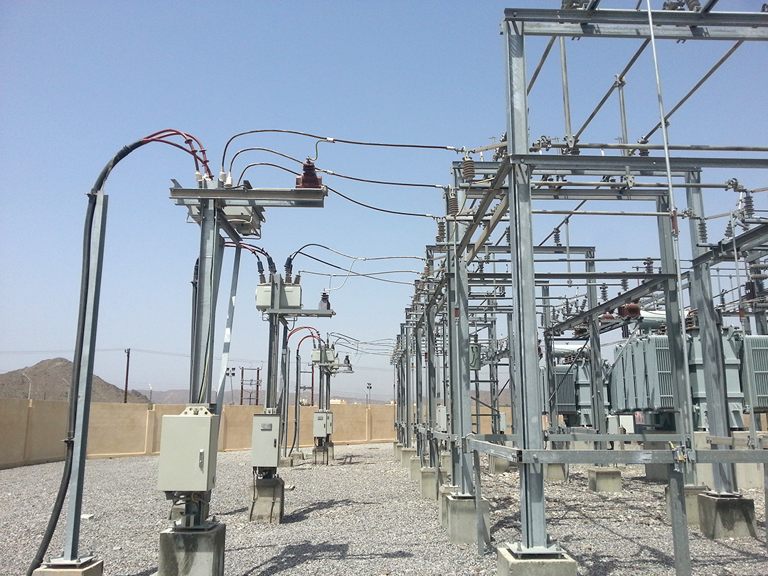 Primary Substation Project - Khaburah Industrial Estate