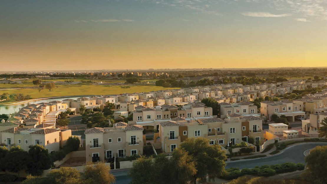 Azalea Villas Project - Arabian Ranches1