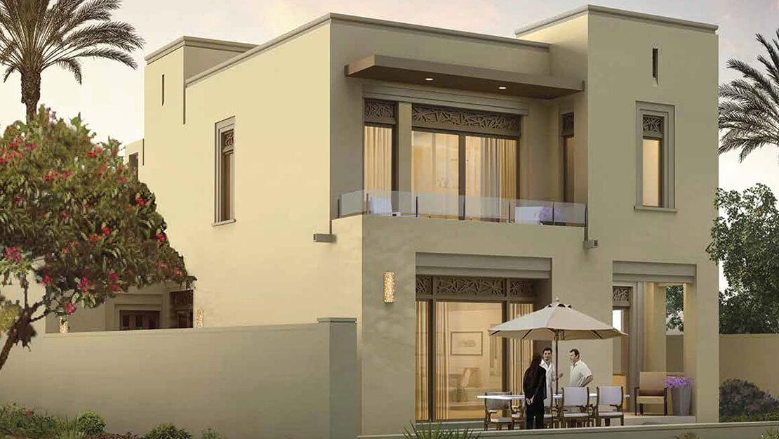 Azalea Villas Project - Arabian Ranches