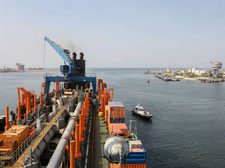 Multipurpose Dock Project - Damietta Port1