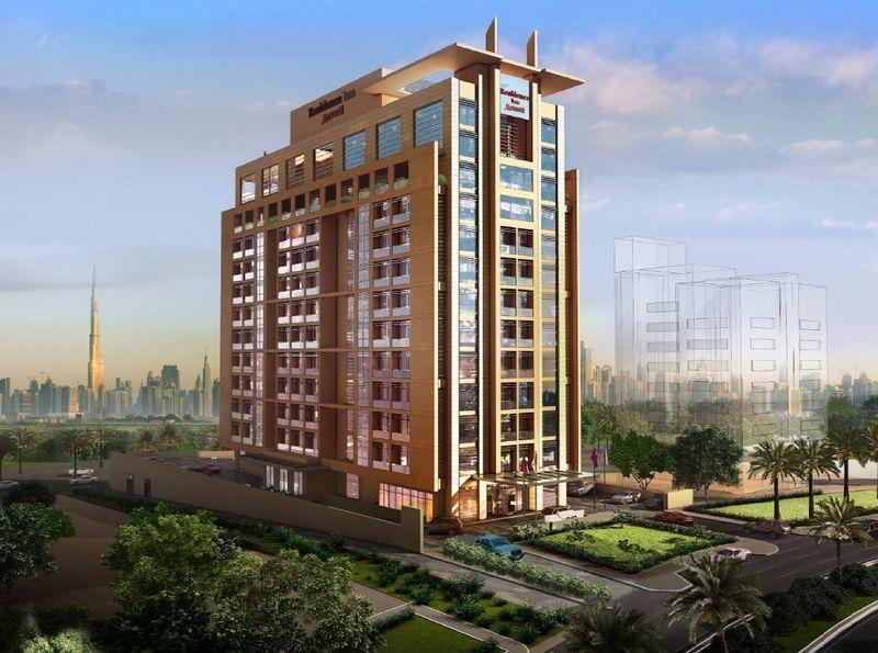 Residence Inn By Marriott Al Jaddaf Project