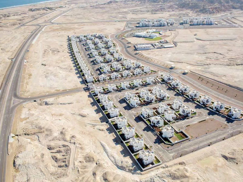 Asphalt Production Facilities Expansion Project