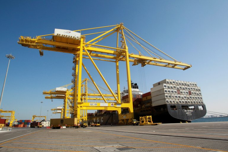 Hamad Port Development Project - Phase 21