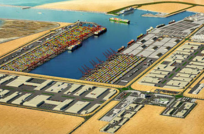 Hamad Port Development Project - Phase 23