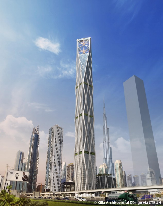 SRG Tower Project