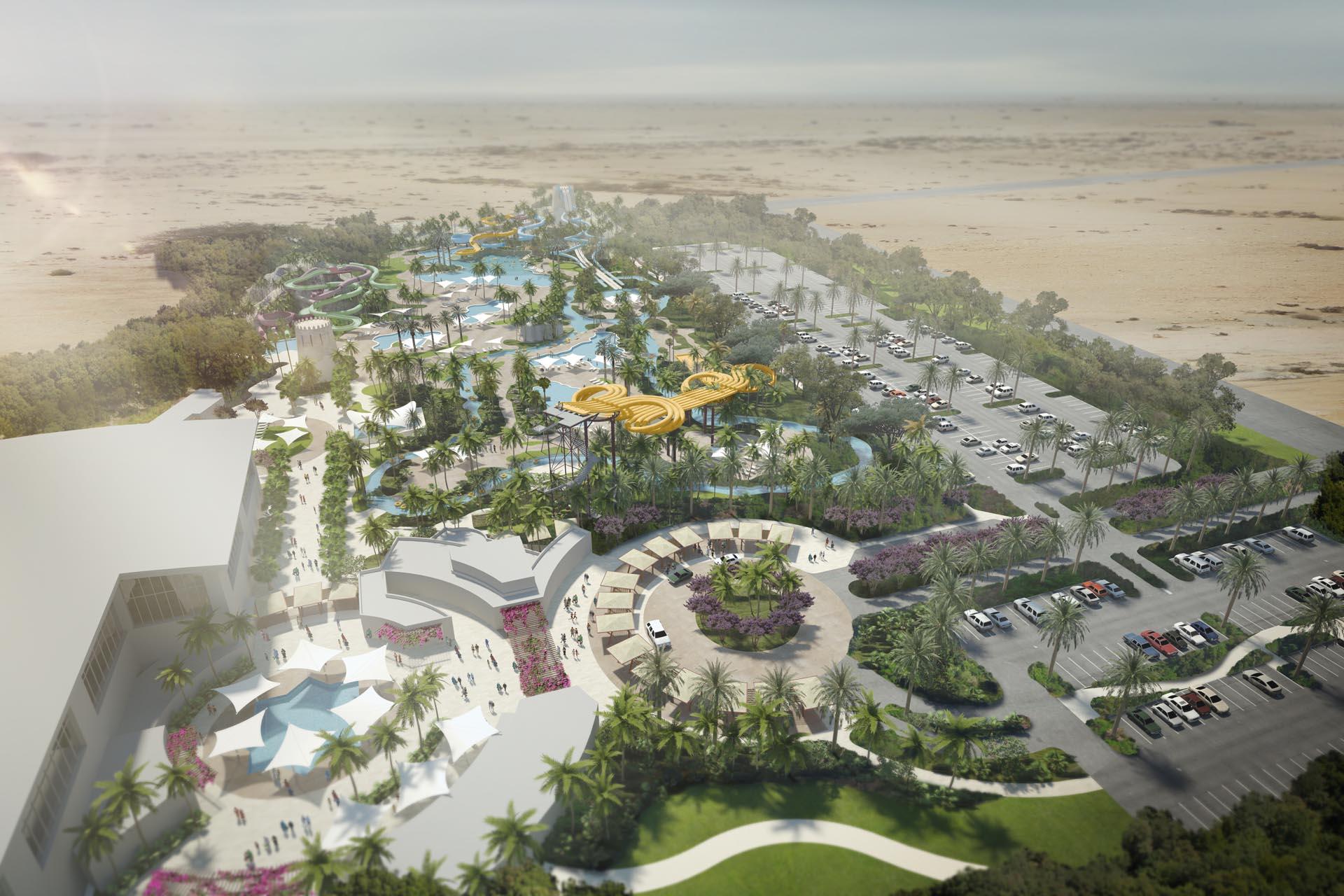 Hayy Al Sharq (Sharq District) Project1