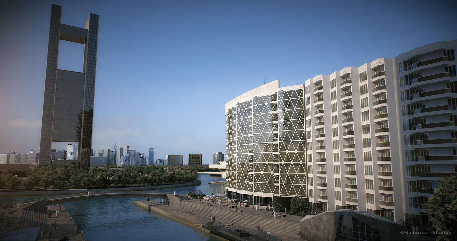 Waterbay Tower Project - Bahrain Bay1