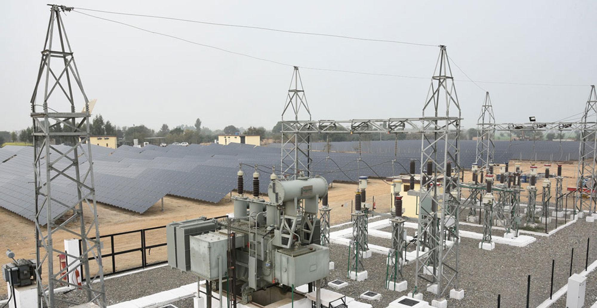 Smart Grid Station Project