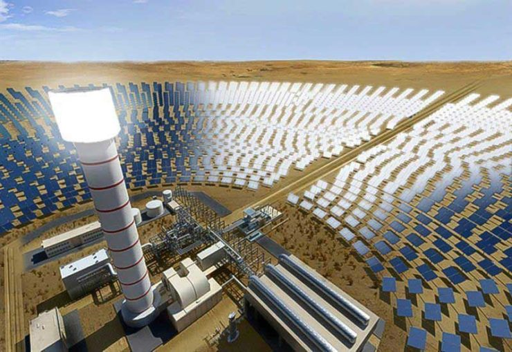 Concentrated Solar Power Plant Project - Sheikh Mohammed bin Rashid Solar Park (Phase 4)1