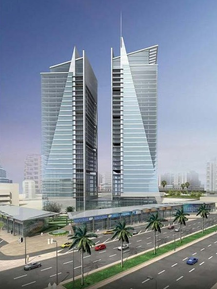 Vida Jeddah Gate Hotel & Residences Project1