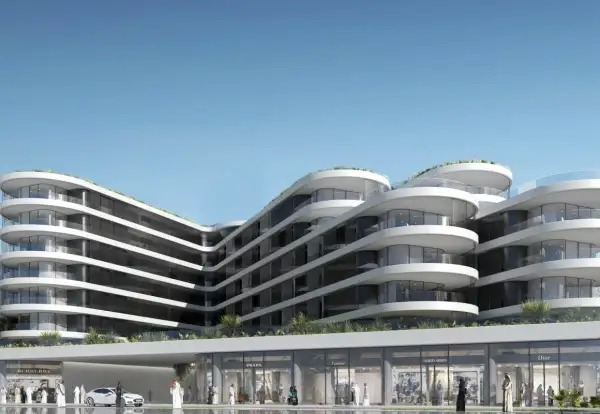 Commercial Building Construction Project - Al Raha Beach (RBW2-15)