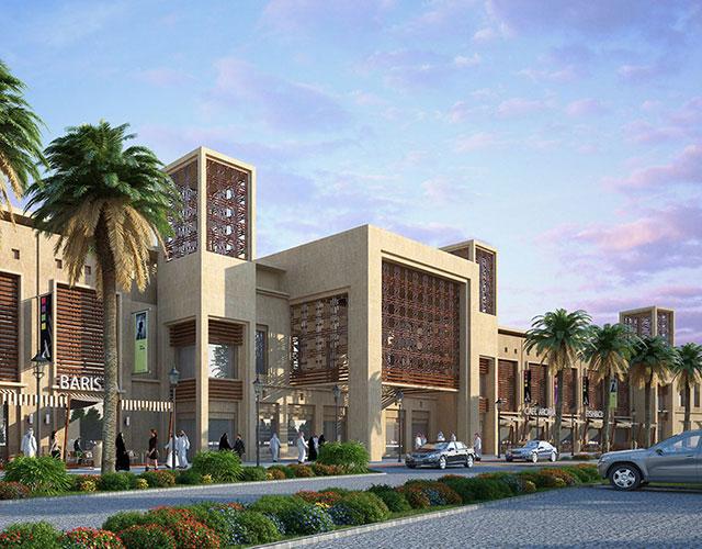 Al Falah Mall Project