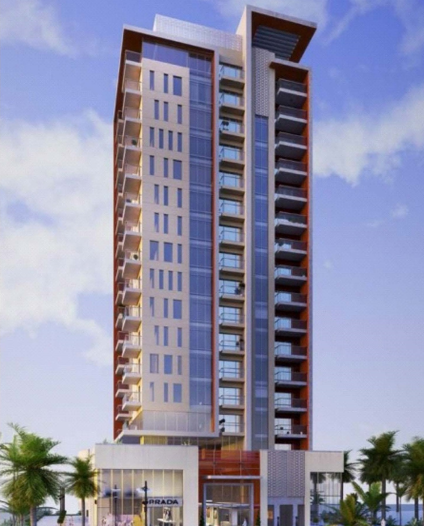 Murano Residences Project - Al Furjan1