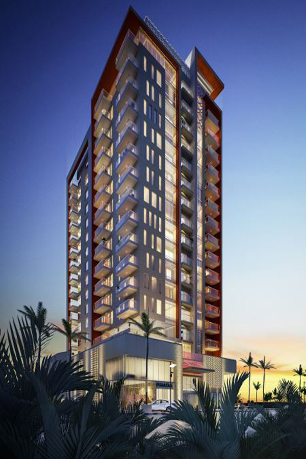 Murano Residences Project - Al Furjan