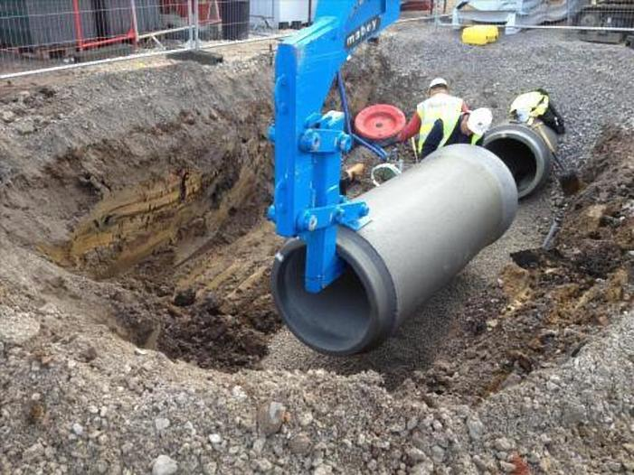 Foul Sewer Network Construction Project - C816-1 - Package 1