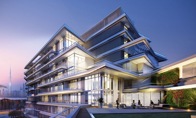 La Reserve Residential Project