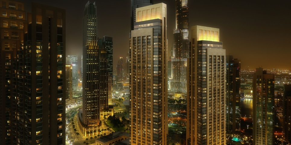 Act One & Act Two Towers Project - Downtown Dubai2