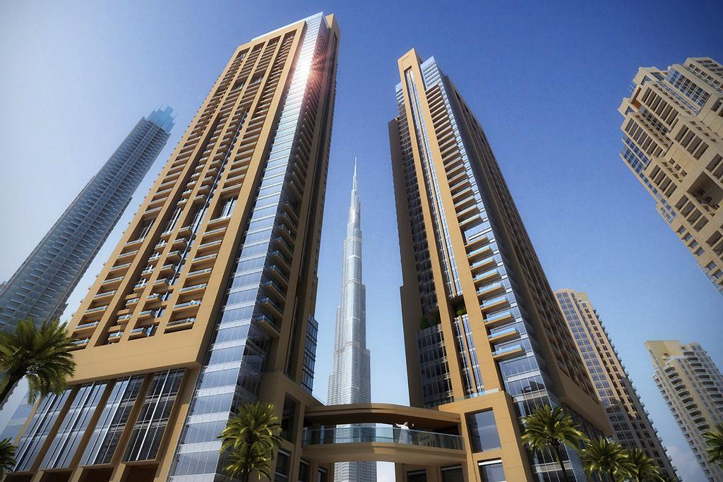 Act One & Act Two Towers Project - Downtown Dubai3