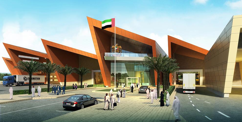 Buildings Construction Project - Ghweifat Border Post1