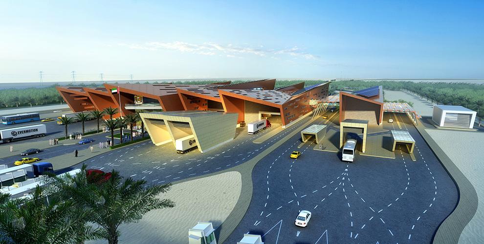 Buildings Construction Project - Ghweifat Border Post2