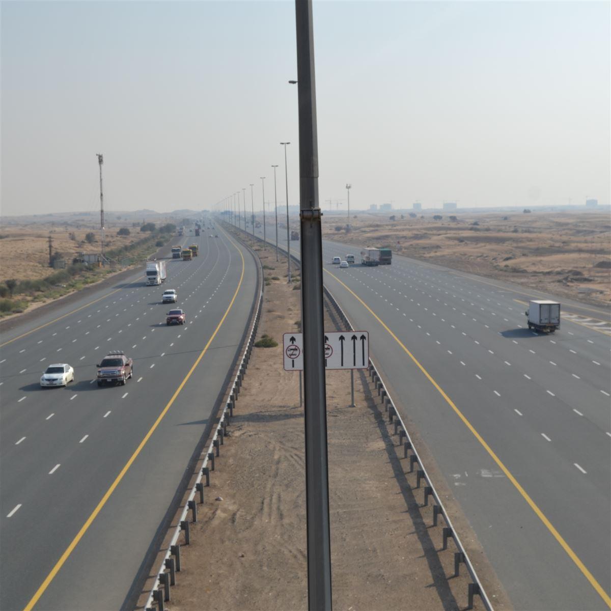 Dubai - Al Ain Highway Upgrade Project1