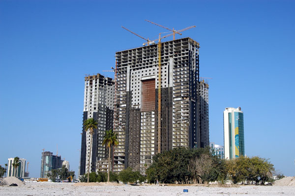 Residential Tower Project - Dafnah