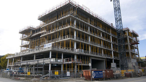 Student Affairs Building Construction Project