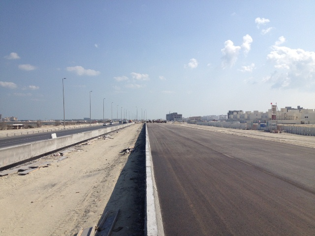Muharraq Ring Road Widening Project1
