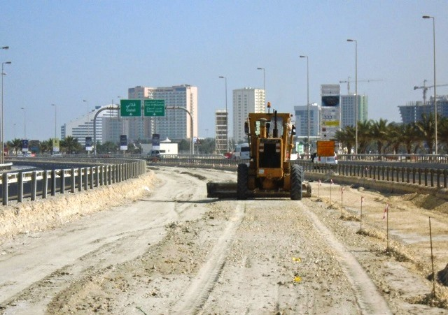 Muharraq Ring Road Widening Project0