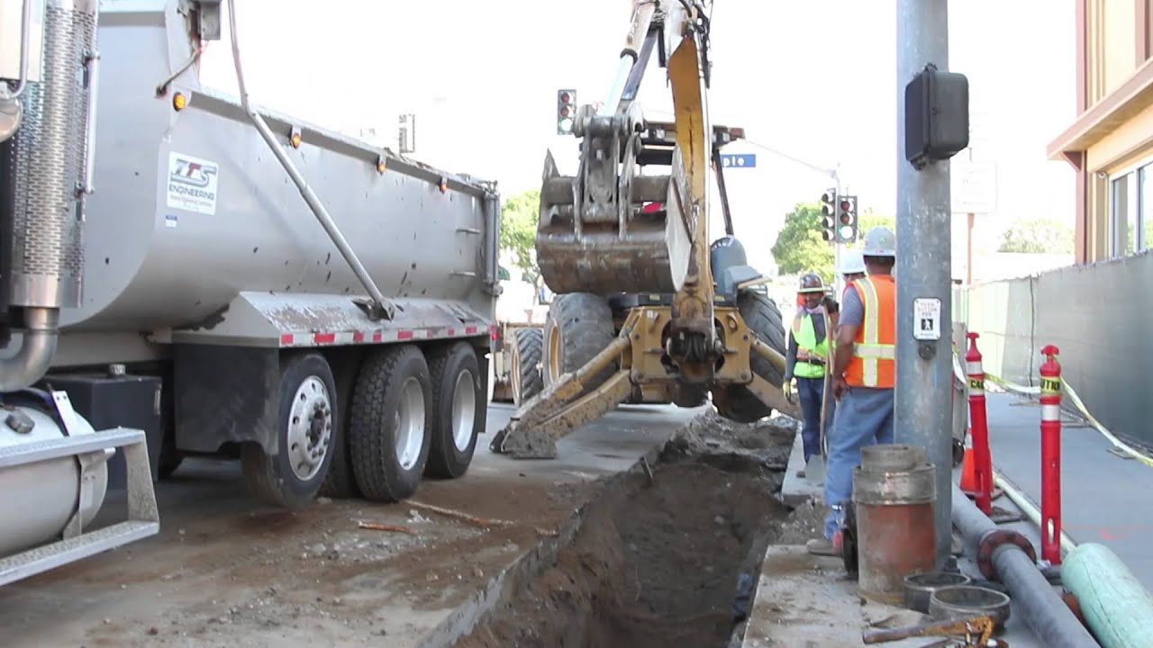 Sewer Lines Diversion Works Project - Financial Harbour Area