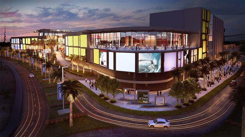 Nad Al Sheba Mall Project1
