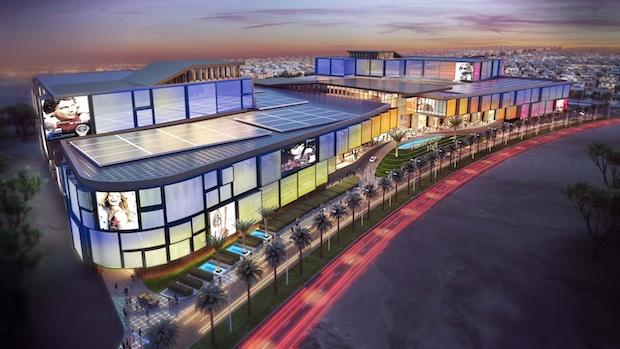Nad Al Sheba Mall Project2