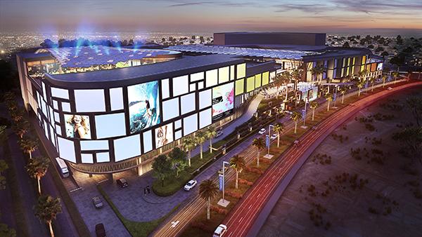 Nad Al Sheba Mall Project