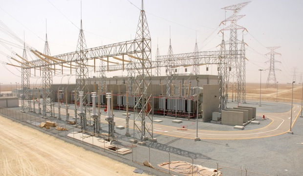 Substation Project - Al Quoz Industrial Area