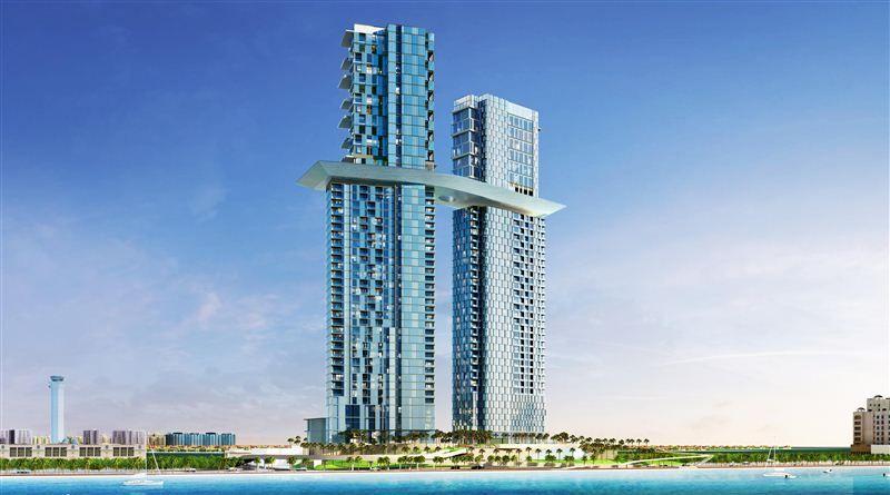 Raffles The Palm Dubai Hotel & Raffles Residences Palm 360 Project1
