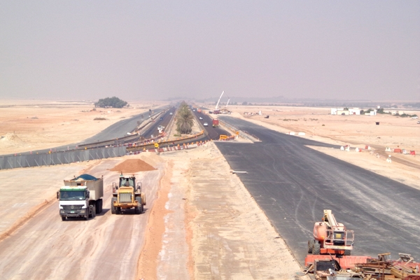 Roads & Infrastructure Project - North Al Wathba (Phase 1)1