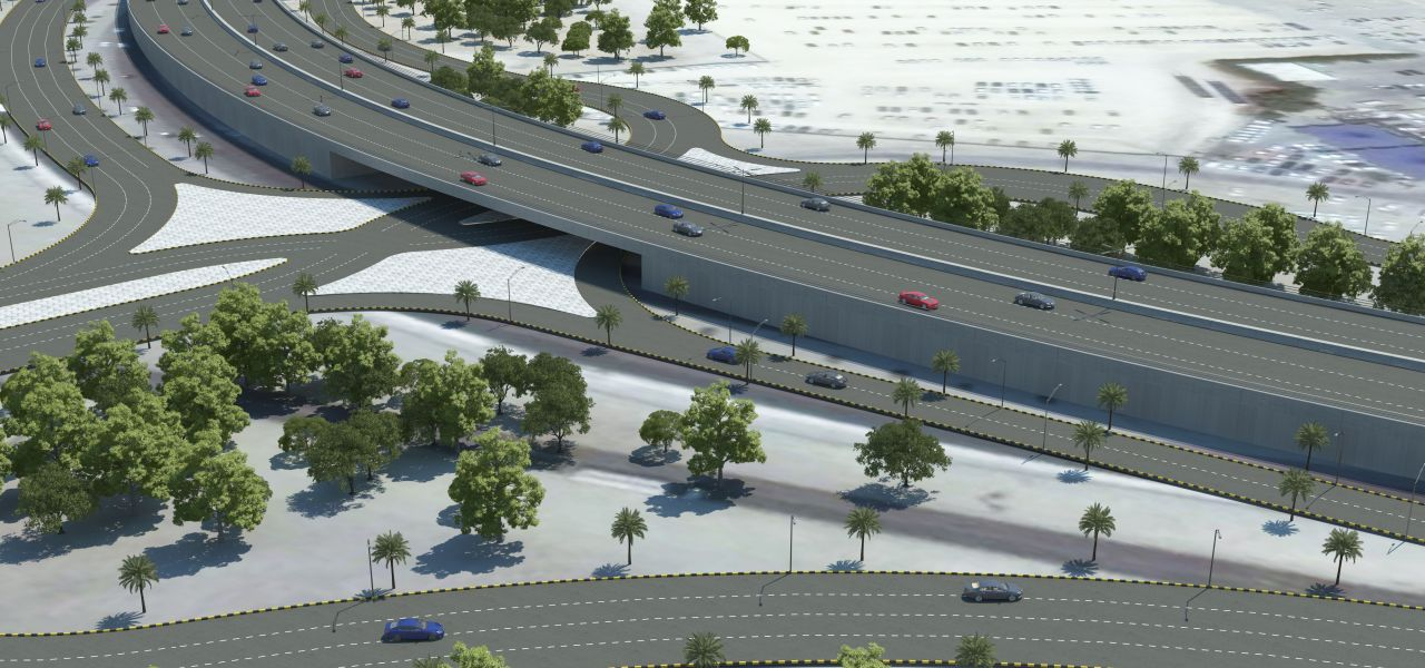 Roads & Infrastructure Project - North Al Wathba (Phase 1)