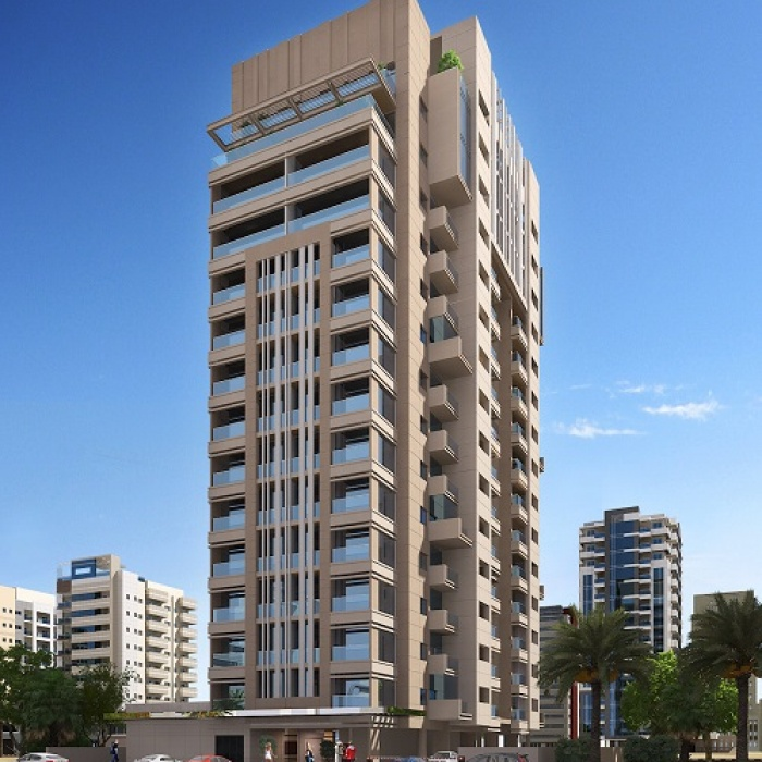 Residential & Commercial Building Project - Al Barsha1