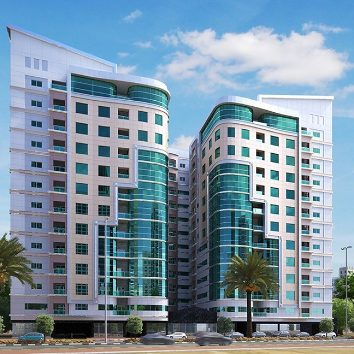Residential & Commercial Building Project - Al Barsha