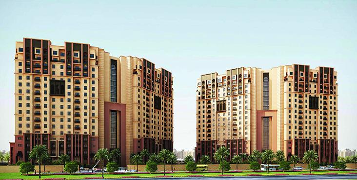 Villas Construction Project - Musaffah
