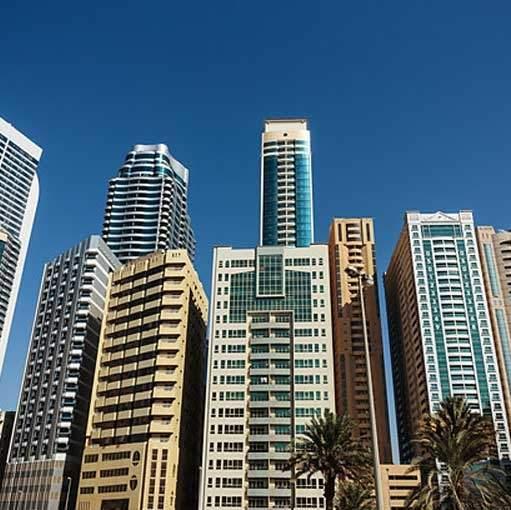 AFKAR Mart Commercial Center Project - Khalifa City A